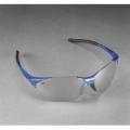 3M 1752 แว่นตานิรภัย 3M เลนส์สะท้อนแสง กรอบสีฟ้า
