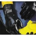 09-924  ถุงมือ Ansell รุ่น Neox ถุงมือเคลือบ Neoprene ยาว 14 นิ้ว ป้องกันกรด ด่าง สารเคมี
