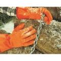 23-700  Ansell Polar Grip  ถุงมือเคลือบ PVC ซับหนาป้องกันคววามเย็น -30 องศา Special Purpose Gloves