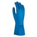 37-500 Ansell SOLVEX BLUE  ถุงมือไนไตรป้องกันสารเคมี