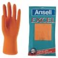 EXCEL ถุงมือ Ansell สำหรับงานอาหารงานทั่วไป ทนเคมีอ่อนๆ Household Gloves