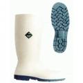 A671311 รองเท้าบู๊ท dunlop สีขาว