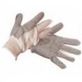 ถุงมือผ้าฝ้าย เสริมจุด PVC TS-PDA