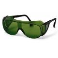 9162-044 Uvex แว่นตางานเชื่อม เฉด balck infradur green welding shade 4