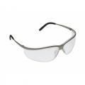 11343 แว่นตานิรภัย AO Safety รุ่น Metaliks เลนส์ใส ขาแว่นนิกเกิล