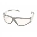 11394 แว่นตานิรภัย AO Safety รุ่น Virtua Plus เลนส์ใส กรอบเทา