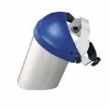 82504-00000 WP96AL กระบังหน้า Ao Safety สีใส โพลีคาร์บอร์เนตเคลือบอลูมิเนียม