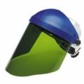 82525-0000 WP96B เลนส์โพลีคาร์บอร์เนต สีเขียวเข้มปานกลาง