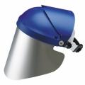 82585-00000 WP96 XAL กระบังหน้า Ao Safety สีใส โพลีคาร์บอร์เนตเคลือบอลูมิเนียม