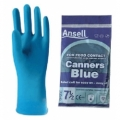 CANNERS BLUE สำหรับอุตสาหกรรมอาหาร Household Gloves