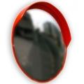 SR05 กระจกโค้งสแตนเลส ขนาด 600 มม รวมแค้มป์รัด