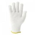 WHIZARDl ถุงมือทอด้วยเส้นใย stainless 1%และเส้นใย Kevlar Aramid 99%